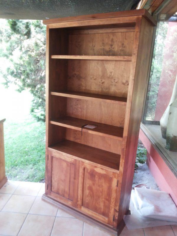 Librero 2 Puertas