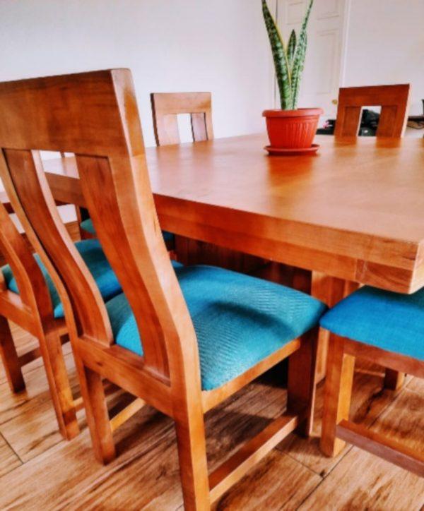 Comedor 8 sillas japonesa